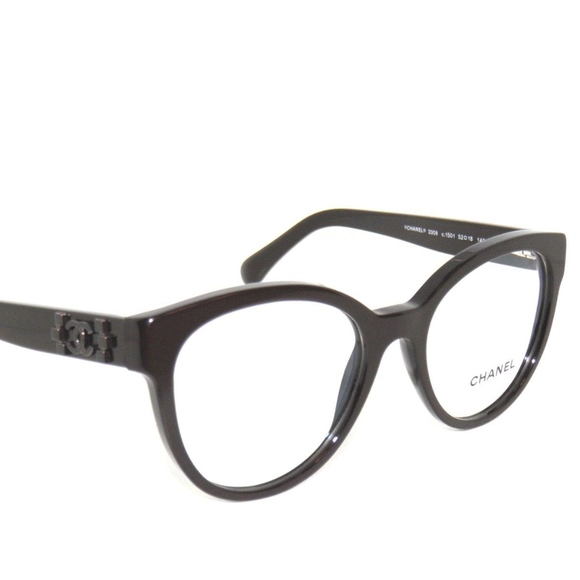c22e61ed9528a CHANEL Accessories - CHANEL 3308 BROWN 1501 EYEGLASSES 52 AUTHENTIC